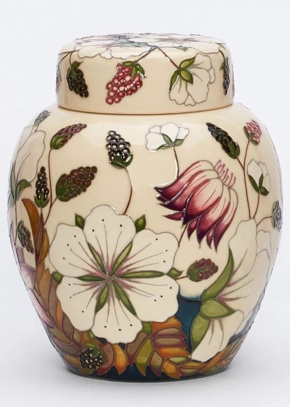 Moorcroft Bramble Revisited Ginger Jar 769/8