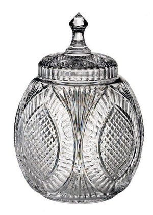 Waterford Crystal Prestige Reflections Biscuit Jar - Ltd 100