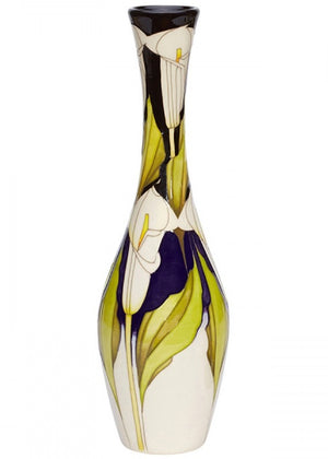 Moorcroft Hera's Beauty Vase 84/12 - Numbered