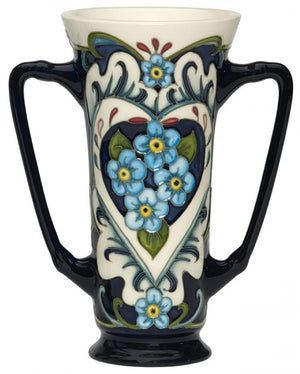 Moorcroft Amour Loving Cup LC - Numbered