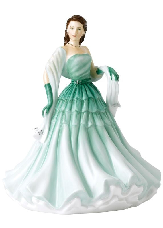 Royal Doulton 2020 Happy Birthday Figurine of the Year HN5925 -LAST ONE!