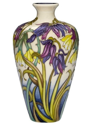 Moorcroft A Spring Wedding Vase 72/6 - Ltd Ed 25