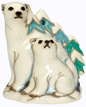 Moorcroft Arctic Adventurer Model