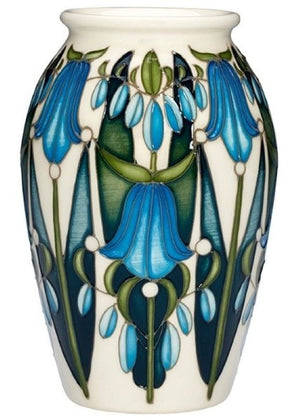 Moorcroft Dingle Dell Vase 393/5 - Ltd Ed 40
