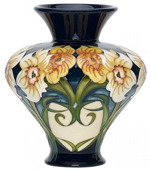 Moorcroft The Winds of March Vase 11/6 - Ltd Ed 40