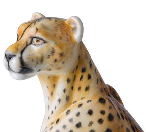 Royal Crown Derby Prestige African Cheetah Ltd 100