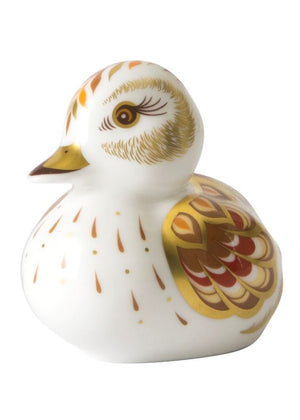 Royal Crown Derby Wigeon Duckling Paperweight
