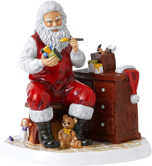 Royal Doulton Santa's Workshop 2020 Annual Father Christmas Figurine of the Year