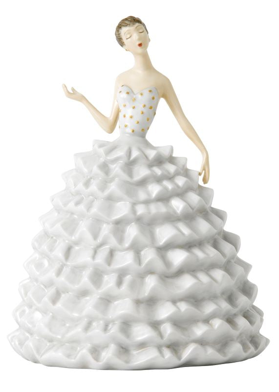 Royal Doulton V&A House of Worth Corbeville Figurine HN5819