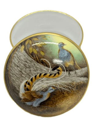 Steve Smith Lyrebird LiddedBox - Ltd Ed 5