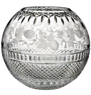 Waterford Crystal Prestige Garland Rose Bowl