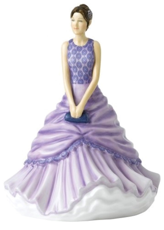 Royal Doulton Petite Figurine of the Year 2020 Ava HN5924