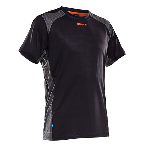 Image of Salming Challenge Tee - Black