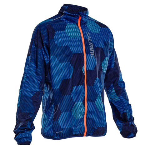 Salming Ultralite Jacket Men - Blue