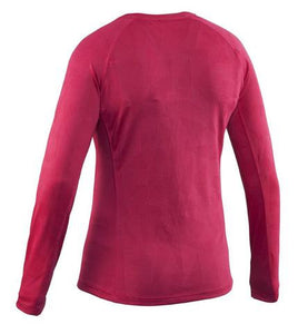 Salming Run LS Top Women - Bright Rose