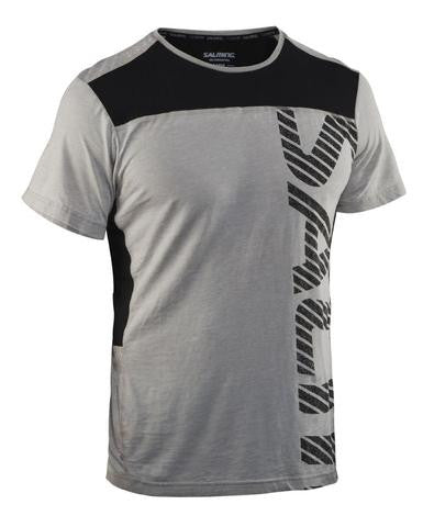 Image of Salming Run Legend Tee - Stone Melange