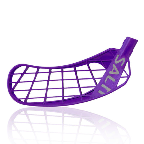 Salming Q2 Mid Blade Endurance Electric Purple Left