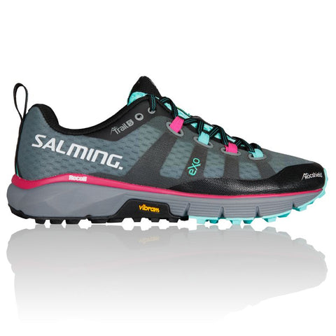 Salming Trail 5 Women - Grey/Black