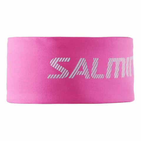 Salming Thermal Headband - Pink Glo