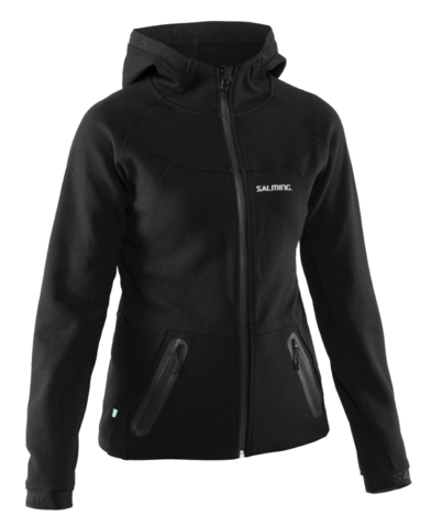 Salming Run Hood Women - Black