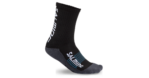 Salming 365 Advanced Indoor Sock - Black Sz 39-42