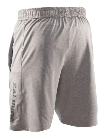 Image of Salming Run Knit Shorts - Grey