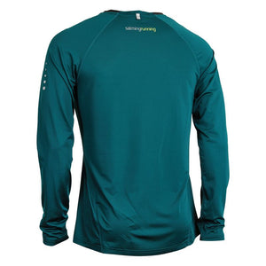 Balance LS Tee Men - Deep Teal