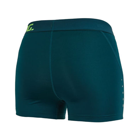 Energy Shorts - Deep Teal