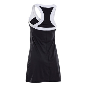 Salming Strike Dress Women - Black