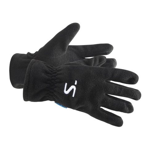 Salming Fleece Gloves - Black