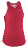 Salming Run Racerback Top Women - Bright Rose