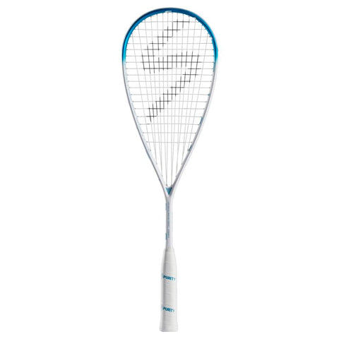 Image of Salming PowerRay Racket	- White