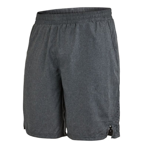 Runner Shorts Men - Dark Grey Melange