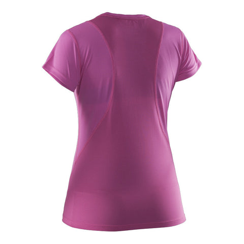 Image of Salming SS Tee Women - Azalea Pink