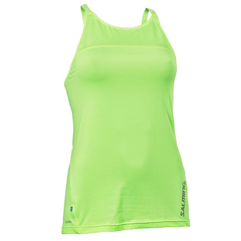Image of X-Back Tanktop - Sharp Lime