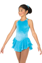 Jerry's Child Ice Shimmer Dress Size 12-14 Style 010