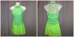 Figure Skate Boutique Adult Skate Dress Size M Style 102