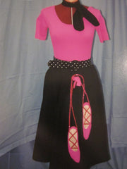 50'S Poodle Skirt Costume #89