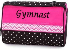 Chevron Gymnastic Duffle Bag Style LAT-02GYM