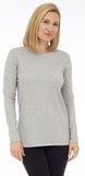 Long Sleeve Crew Neck Sweater Style DK-L10
