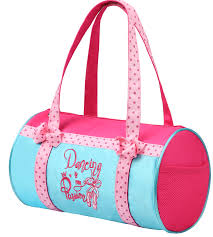 Dancing is My Passion Duffel Bag Style DMP-02