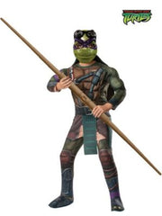 CHILD MUTANT NINJA TURTLES COSTUME - DONATELLO