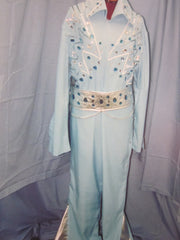 BLUE ELVIS COSTUME #97