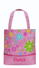 FLOWER POWER SMALL DANCE TOTE