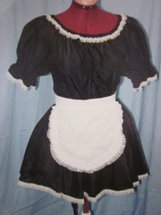 FRENCH MAID COSTUME #60