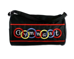 GYMNASTIC RINGS DUFFLE BAG