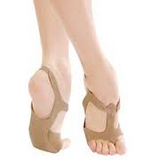CAPEZIO CHILD H03 HALF-SOLE SANDASOL