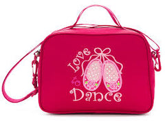Love 2 Dance Square Tote Style L2D-12