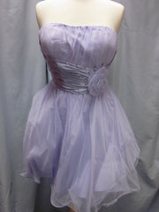 Jolene Short Tulle Grad Dress