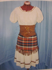 MIDIEVAL BAR MAID COSTUME #95